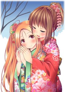 Rating: Safe Score: 15 Tags: nukunuku_(hinataboltuko) yukata User: Radioactive