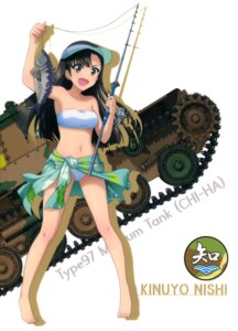 Rating: Safe Score: 29 Tags: bikini girls_und_panzer nishi_kinuyo silhouette swimsuits User: drop