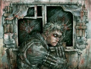 Rating: Safe Score: 6 Tags: blood dorohedoro kit-sha male User: Radioactive