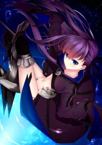 Rating: Safe Score: 16 Tags: armor bottomless fate/grand_order maebari meltlilith tagme thighhighs User: BattlequeenYume