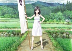 Rating: Safe Score: 26 Tags: sadamoto_yoshiyuki shinohara_natsuki summer_wars User: Radioactive