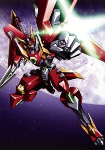 Rating: Safe Score: 4 Tags: dancouga_nova mecha User: Radioactive
