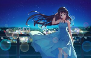 Rating: Safe Score: 46 Tags: dress hibike!_euphonium kousaka_reina kurenaiz summer_dress User: Mr_GT