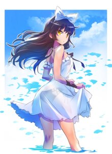 Rating: Safe Score: 38 Tags: ass bikini blake_belladonna dress iesupa rwby see_through skirt_lift summer_dress swimsuits wet User: Radioactive