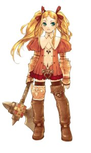 Rating: Safe Score: 3 Tags: radiata_stories tagme thighhighs User: Radioactive