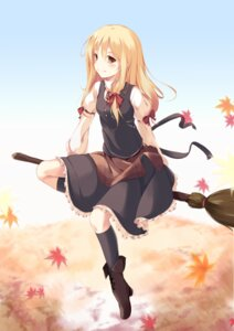 Rating: Safe Score: 55 Tags: fal_maro kirisame_marisa touhou witch User: Nekotsúh