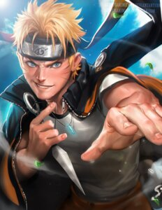 Rating: Safe Score: 12 Tags: male naruto_shippuden sakimichan uzumaki_naruto User: sylver650