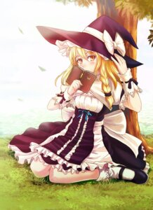 Rating: Safe Score: 24 Tags: iyokamioto kirisame_marisa touhou witch User: Mr_GT