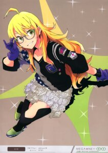 Rating: Safe Score: 34 Tags: hoshii_miki megane the_idolm@ster yoshito User: Radioactive