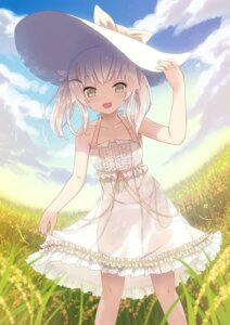 Rating: Questionable Score: 63 Tags: cait dress loli see_through skirt_lift summer_dress User: Mr_GT