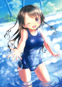 Rating: Safe Score: 56 Tags: kogemashita school_swimsuit swimsuits takoyaki wet User: Twinsenzw