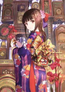 Rating: Safe Score: 111 Tags: fuzichoko kimono User: Twinsenzw