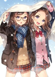 Rating: Safe Score: 39 Tags: ancotaku megane seifuku sweater User: Dreista