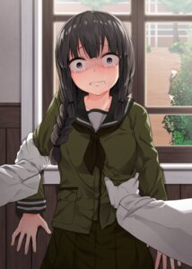 Rating: Safe Score: 33 Tags: admiral_(kancolle) jack_dempa kantai_collection kitakami_(kancolle) ooi_(kancolle) seifuku User: Mr_GT
