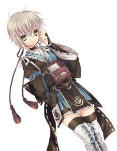 Rating: Safe Score: 61 Tags: cosplay megane morichika_rinnosuke nagato_yuki sakura_neko suzumiya_haruhi_no_yuuutsu thighhighs touhou User: konstargirl