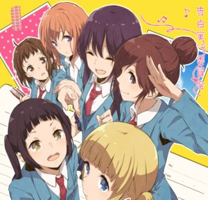 Rating: Safe Score: 21 Tags: haine honeyworks seifuku zutto_mae_kara_suki_deshita:kokuhaku_jikkou_inkai User: Radioactive