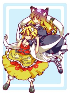 Rating: Safe Score: 3 Tags: hijiri_byakuren shuushokuna_ekus toramaru_shou touhou User: Mr_GT