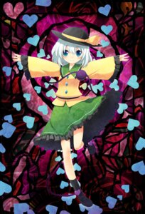 Rating: Safe Score: 16 Tags: komeiji_koishi minamura_halki touhou User: Radioactive