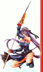 Rating: Questionable Score: 16 Tags: ikkitousen kanu_unchou lolita_fashion pantsu shiozaki_yuuji User: Onpu