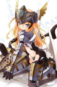 Rating: Questionable Score: 48 Tags: armor screening tsurugi_hagane wings User: blooregardo