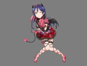 Rating: Safe Score: 26 Tags: garter heels horns love_live! love_live!_school_idol_festival sonoda_umi tagme tail transparent_png wings User: kotorilau