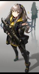 Rating: Safe Score: 24 Tags: garter girls_frontline gun hukahire0120 pantyhose ump45_(girls_frontline) User: Dreista