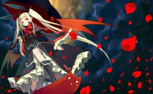 Rating: Safe Score: 31 Tags: blazblue dress rachel_alucard shingo User: Radioactive