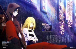 Rating: Safe Score: 12 Tags: bandages sako_yurika satsuriku_no_tenshi tagme weapon User: drop