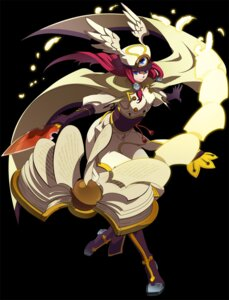 Rating: Safe Score: 18 Tags: arc_system_works blazblue blazblue:_continuum_shift sword tsubaki_yayoi uniform wings User: Radioactive