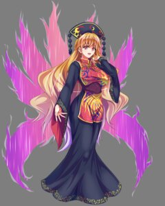 Rating: Safe Score: 16 Tags: junko touhou transparent_png zephid User: charunetra