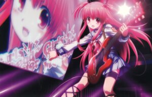 Rating: Safe Score: 26 Tags: angel_beats! detexted disc_cover fixed guitar hirata_katsuzou seifuku tail yui_(angel_beats!) User: HNFCorp