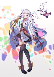 Rating: Questionable Score: 17 Tags: hatsune_miku heels japanese_clothes miroor thighhighs vocaloid yuki_miku User: sym455