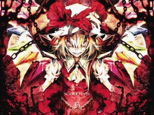 Rating: Safe Score: 18 Tags: banpai_akira flandre_scarlet touhou wallpaper User: charunetra