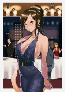 Rating: Questionable Score: 68 Tags: breast_hold cleavage dress mukai_takumi no_bra shigatsugata the_idolm@ster the_idolm@ster_cinderella_girls underboob User: mash