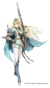 Rating: Safe Score: 24 Tags: armor atlus gun heels pantyhose radiant_historia tagme uniform User: saemonnokami