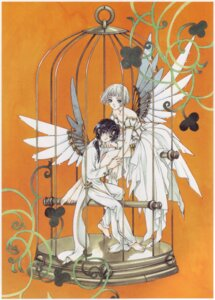 Rating: Safe Score: 4 Tags: clamp clover suu_(clover) User: Share