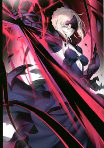 Rating: Safe Score: 44 Tags: fate/grand_order kousaki_rui saber saber_alter User: kiyoe