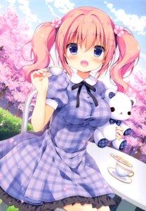 Rating: Safe Score: 15 Tags: canvas+garden dress miyasaka_miyu tagme User: lightsnow
