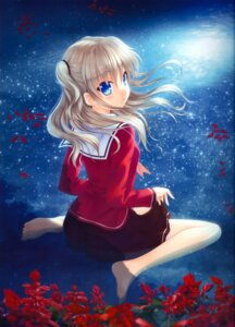 Rating: Safe Score: 52 Tags: charlotte feet key na-ga seifuku skirt_lift tomori_nao wet User: marechal