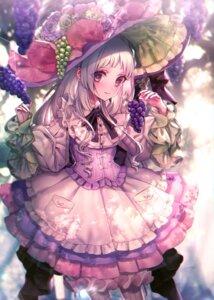 Rating: Safe Score: 15 Tags: dress lolita_fashion moe_(hamhamham) pantyhose User: KazukiNanako