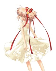Rating: Safe Score: 7 Tags: dress hinoue_itaru kamikita_komari key little_busters! summer_dress User: marechal