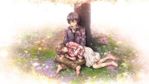 Rating: Safe Score: 15 Tags: akabeisoft3 akizora_momiji blood game_cg inochi_no_spare shukugawa_meguri User: hagah