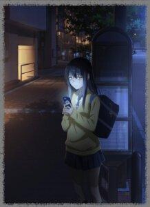 Rating: Safe Score: 1 Tags: mieruko-chan seifuku sweater tagme yotsuya_miko User: saemonnokami