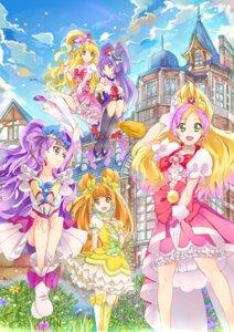 Rating: Safe Score: 13 Tags: asahina_mirai crossover dokidoki!_precure dress go!_princess_pretty_cure haruno_haruka heels izayoi_riko mahou_girls_precure! milk_(pretty_cure) milky_rose mimino_kurumi pretty_cure yes!_precure_5 yotsuba_alice yuutarou_(pixiv822664) User: charunetra