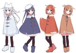 Rating: Safe Score: 17 Tags: akatsuki_(kancolle) hibiki_(kancolle) ikazuchi_(kancolle) inazuma_(kancolle) kantai_collection tagme User: fairyren