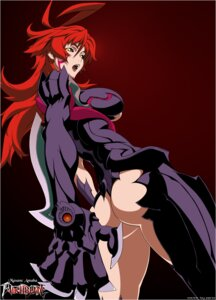 Rating: Questionable Score: 20 Tags: amaha_masane ass signed thong vector_trace witchblade User: Davison