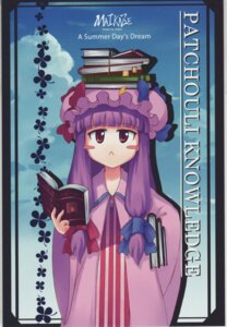 Rating: Safe Score: 4 Tags: maikaze patchouli_knowledge screening tokine touhou User: Sangwoo