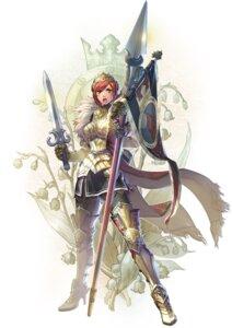 Rating: Safe Score: 19 Tags: armor heels hilde kawano_takuji pantyhose soul_calibur soul_calibur_vi sword weapon User: Yokaiou