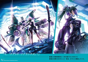 Rating: Questionable Score: 12 Tags: ass bodysuit choco heels infinite_stratos mecha megane sword User: kiyoe