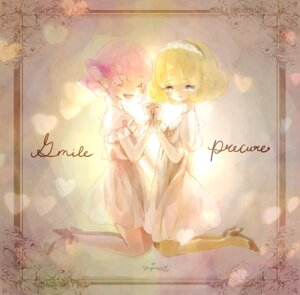Rating: Safe Score: 3 Tags: hoshizora_miyuki kise_yayoi pretty_cure smile_precure! yugure_akane User: Radioactive